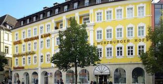 Hotel Würzburger Hof - Вюрцбург - Здание
