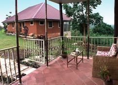 Unity Ecovillage - Cape Coast - Balcony