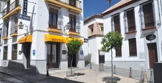 Hostal Almanzor - Córdoba - Building