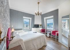 Hotel Metropole Suisse - Como - Phòng ngủ