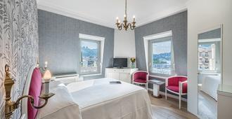 Hotel Metropole Suisse - Como - Schlafzimmer