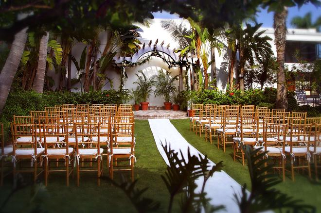 Hyatt Regency Sarasota - Sarasota - Banquet hall