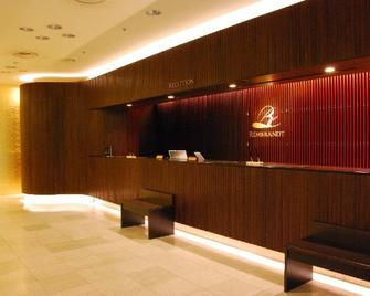 Rembrandt Hotel Atsugi - Atsugi - Front desk