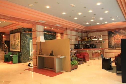 Hotel Sercotel Ciudad de Oviedo - Oviedo - Bar