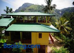 Brilliant View Home Stay - Ella - Building