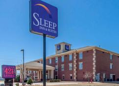 Sleep Inn & Suites - Lawton - Rakennus