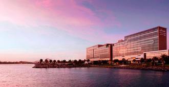 Fairmont Bab Al Bahr - Abu Dhabi - Outdoor view