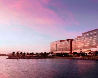 Fairmont Bab Al Bahr - Abu Dhabi - Utomhus