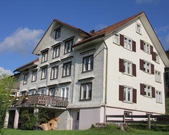 Zimmer & z'Morgä Schönenboden - Wildhaus - Building