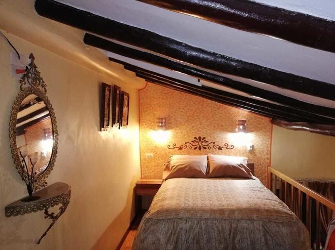 Casa Hospedaje Hatun Quilla - Cuzco - Slaapkamer