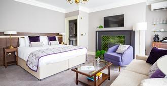 Trinity Townhouse Hotel - Dublin - Bedroom
