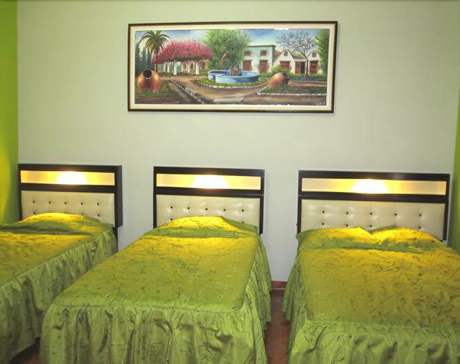 Hotel Santa María - Tacna - Bedroom