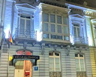 Hotel Villa de Luarca - Luarca - Gebäude