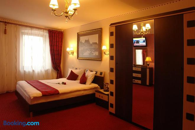 Hotel Pensiune Natural - Braşov - Bedroom