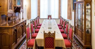 Hotel Schweizerhof Basel - Βασιλεία - Εστιατόριο