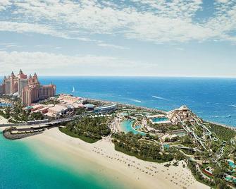 أتلانتس النخلة - دبي - شاطئ