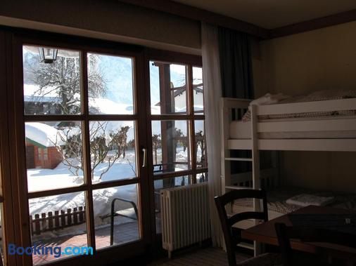 Hotel Zum Hirschhaus - Ruhpolding - Κρεβατοκάμαρα