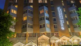 โรงแรมลิฟวิ่งที่พิพิธภัณฑ์ดอยท์เชิน - มิวนิค - อาคาร