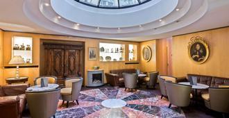 Best Western Plus Monopole Metropole - Strasburgo - Area lounge