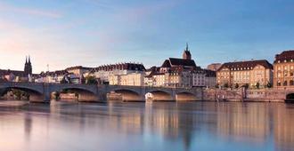 Pullman Basel Europe - Basel - Vista externa
