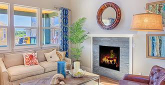 Oyhut Bay Resort - Ocean Shores - Sala de estar