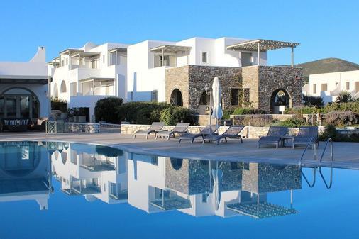 Saint Andrea Sea Side Resort - Parikia - Pool