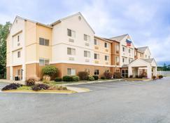 Fairfield Inn & Suites by Marriott Canton - Canton - Building