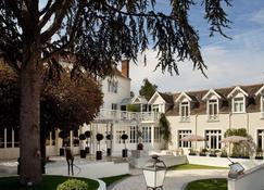 les Pléiades Hôtel-Spa-Restaurant - Barbizon - Gebouw