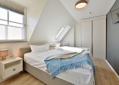 Hotel- & Ferienanlage Kapitäns-Häuser Breege - Breege - Bedroom