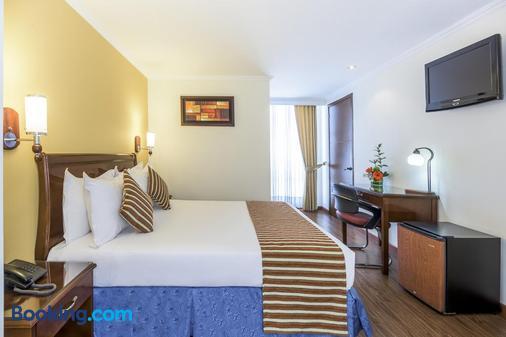 San Pablo Hotel - Bogotá - Bedroom