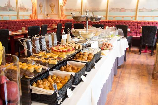 Best Western Hotel Tritone - Venice - Buffet