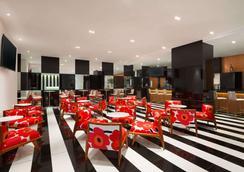 溫德姆利馬機場太陽海岸酒店 - 利馬 - 利馬 - 餐廳