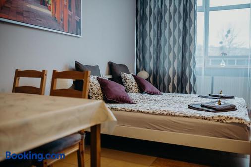 Grey Apartments II - Wroclaw - Bedroom