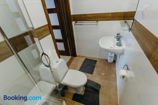 Grey Apartments II - Wroclaw - Bathroom