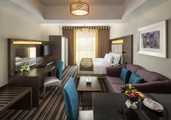 Savoy Central Hotel Apartments - Dubaï - Chambre