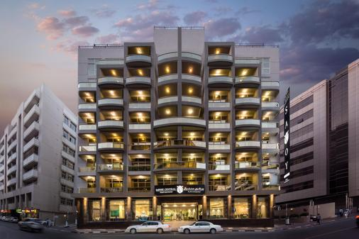 Savoy Central Hotel Apartments - Dubaï - Bâtiment