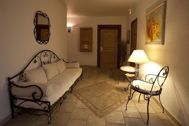 Hotel du Nord - Corte - Living room