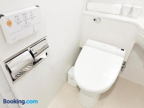 Apa Hotel Karuizawa-Ekimae Karuizawaso - Karuizawa - Bathroom