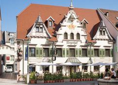 Hotel Meyerhof - Lörrach - Building