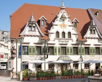 Hotel Meyerhof Lörrach - Lörrach - Gebouw