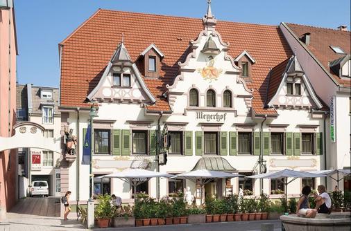 Hotel Meyerhof Lörrach - Lörrach - Rakennus