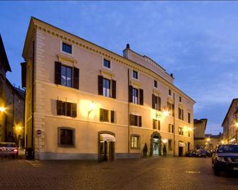 Hotel Aquila Bianca - Orvieto - Gebouw