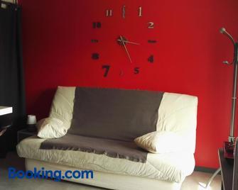 Au Studi'Ô - Saint-Bonnet-en-Champsaur - Living room
