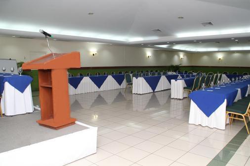 Best Western Las Mercedes - Managua - Juhlasali