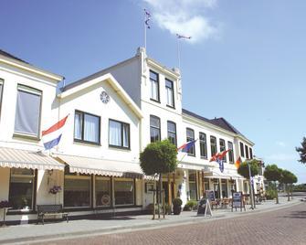 Hotel Restaurant Goerres - Akkrum - Building