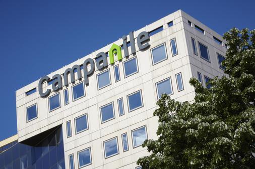 Campanile Lyon Centre - Gare Part Dieu - Lyon - Rakennus