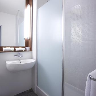 鐘樓里昂中央酒店 - 帕特迪約車站 - 里昂 - 里昂 - 浴室