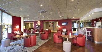 鐘樓里昂中央酒店 - 帕特迪約車站 - 里昂 - 里昂 - 休閒室