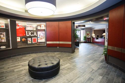 Georgia Gameday Center - Athens - Lobby