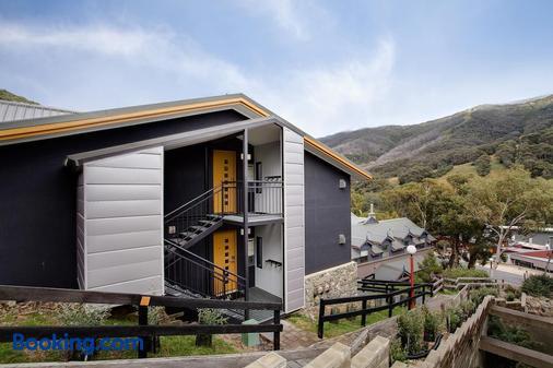 Snowgoose Apartments - Thredbo - Building